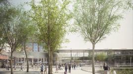 La gare Lyon Part-Dieu agrandie, plus accessible, plus ouverte