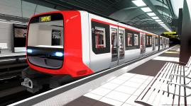 Plus grandes, accessibles, automatiques : les futures rames du métro B !