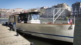 Vaporetto : une balade sur la Saône de Vaise à La Confluence