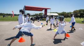 Le sport pour les plus jeunes