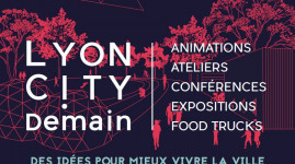 Lyon City Demain : testez la ville du futur à Gerland