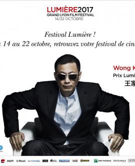 Prix Lumière 2017 : ce sera Wong Kar-wai !