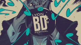 Lyon BD festival : la bande dessinée s'empare de Lyon