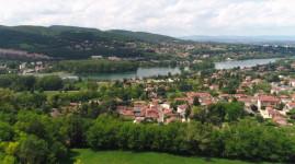 Grand Lyon Nature : direction le sentier de la marinade