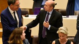 Présidence de la Métropole de Lyon : David Kimelfeld succède à Gérard Collomb