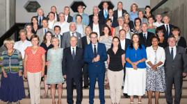 Exécutif de la métropole : les délégations des vice-président-es