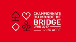 Du 12 au 26 août, les meilleurs joueurs de bridge ont rendez-vous à Lyon
