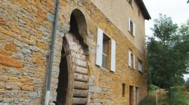 Journées du patrimoine 2017 : poussez les portes du moulin de la terrasse !