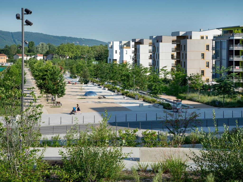 Dans la Métropole, des cœurs de ville et village plus agréables à vivre