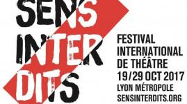 Sens interdits : festival international de théâtre