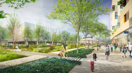 Bienvenue dans le futur quartier du Grand Parilly !