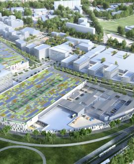 Grand Parilly, un nouveau quartier en 2025