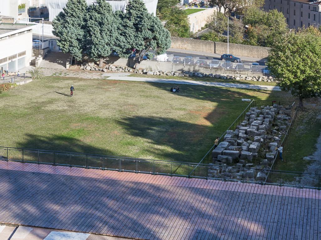 Lugdunum : musée gallo-romain et théâtres antiques