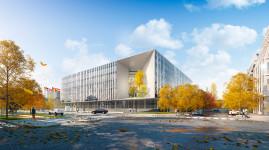 Gerland : le chantier du nouveau centre de recherche sur le cancer a débuté