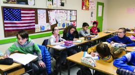 Caluire : un collège tout neuf pour la rentrée 2019