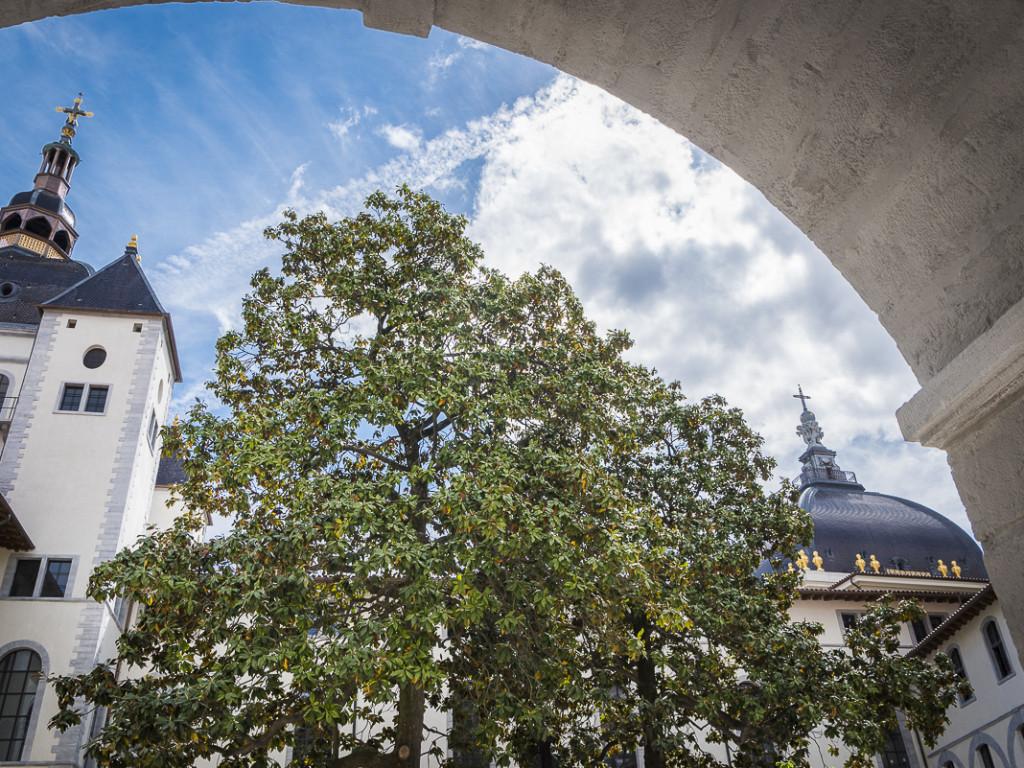 Grand Hôtel-Dieu : 2 mois de fête pour son ouverture