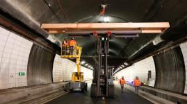 Tunnel sous Fourvière : fermeture pour réparation ce week-end