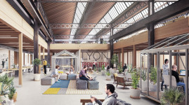 Lyon French Tech : la halle Girard ouvrira dans moins d'un an