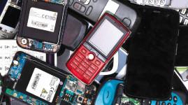 Des points de collecte pour les déchets électriques et électroniques