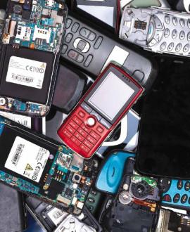Appareils électriques et électroniques : n'en jetez plus !