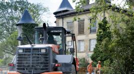 Le parc Blandan s'agrandit : visite dans les coulisses du chantier