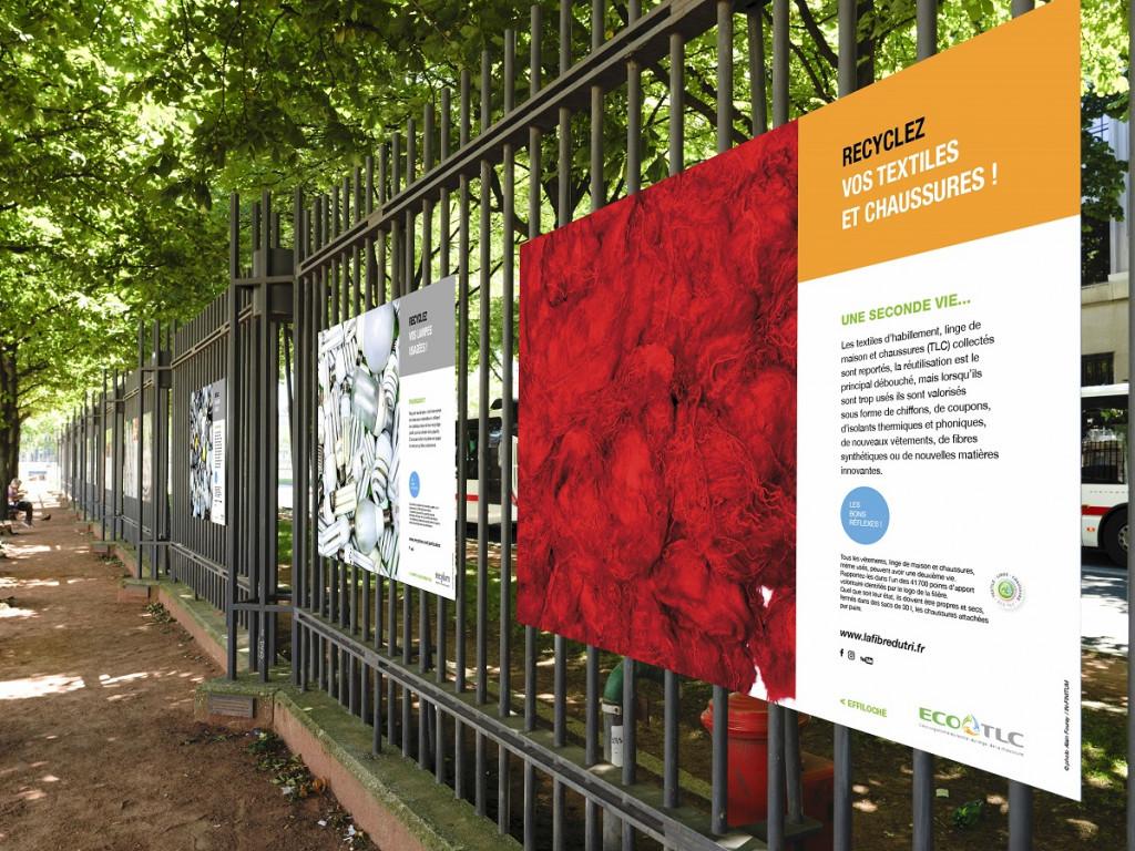 Re-cyclages : une expo photos à ciel ouvert sur nos déchets