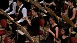 L'orchestre symphonique de Canton en concert à Lyon