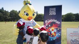 Coupe du monde de football FIFA 2019 : rendez-vous à Lyon