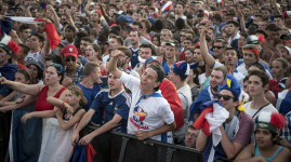Un écran géant place Bellecour pour la finale de la Coupe du Monde !