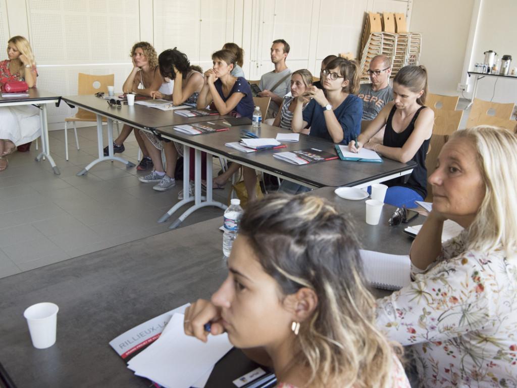 Collèges : les nouveaux professeurs prennent leurs quartiers