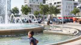 Un nouveau centre-ville pour Rillieux-la-Pape