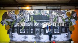 Part-Dieu : du street-art rue de Bonnel