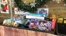 Donnez vos jouets pour 'Enfants sans Noël'