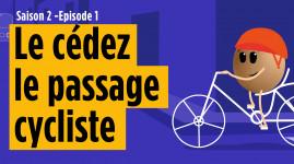 Z'œufs code saison 2 : le code de la route version vélo