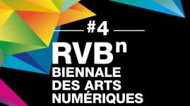 RVBn : festival des arts numériques de Bron