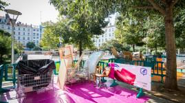 Les déchèteries mobiles reprennent à Lyon et Villeurbanne