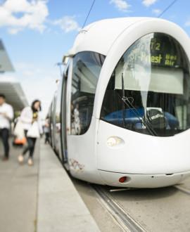 Le prolongement du tram T6 expliqué en images