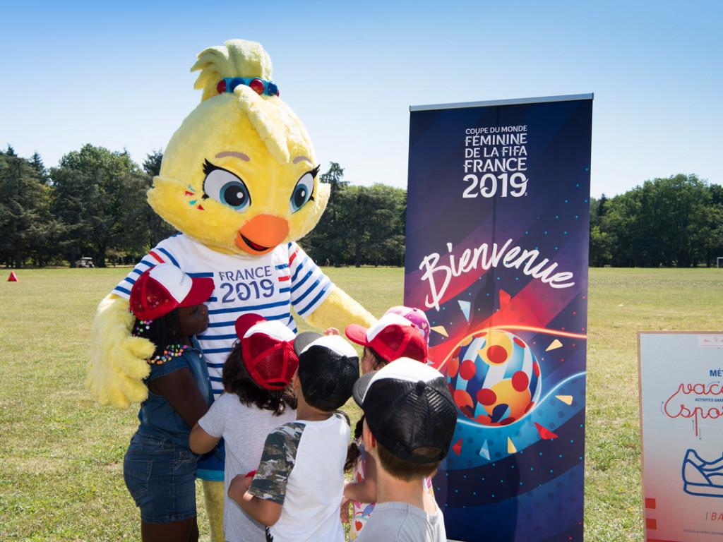 Coupe du monde FIFA France 2019 : ça approche !