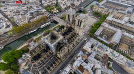 Notre-Dame de Paris : la Métropole participera à la contribution nationale