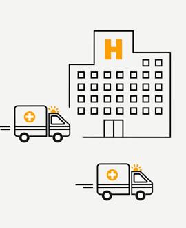 Santé : 20 M€ pour moderniser l'hôpital Edouard Herriot