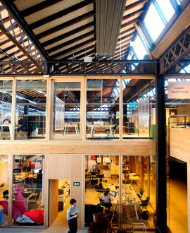 Lyon french tech : H7 ouvre ses portes à Confluence