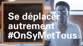 #OnSyMetTous : Changer vos déplacements, c'est votre super pouvoir !