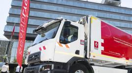Un camion 100% électrique pour la collecte des déchets ménagers