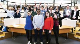 Fin de mandat pour les élèves de Comet' Jeunes !