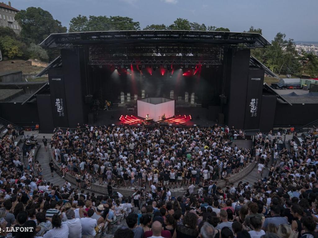 192 000 spectateurs pour les Nuits de Fourvière 2019!