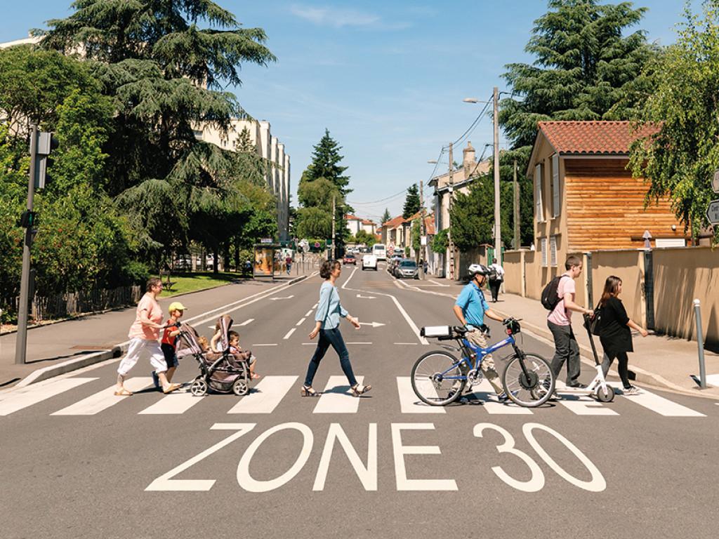 Oullins devient «villezone30»