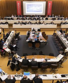 Conseil de la Métropole du mercredi 29 janvier 2020