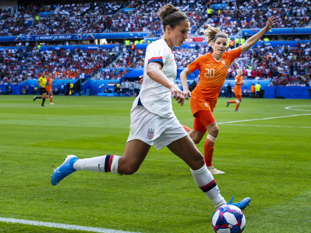 Retour en images sur la coupe du monde féminine de football