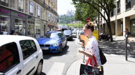 Fin de la circulation différenciée à Caluire-et-Cuire, Lyon et Villeurbanne