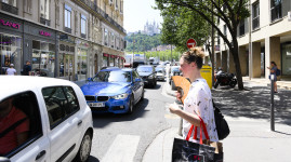 Caluire, Lyon et Villeurbanne: fin de la circulation différenciée